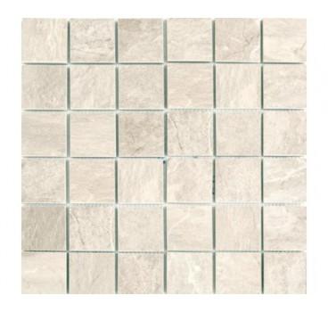 Mosaico Ardoise Ivore Grip 30x30
