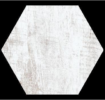 INDUSTRY WHITE HEXA/17.5X20