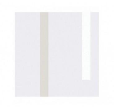 DASH WHITE/20X20