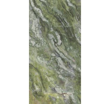 ULTRA MARMI BRILLIANT GREEN LUC SHINY 75x37,5